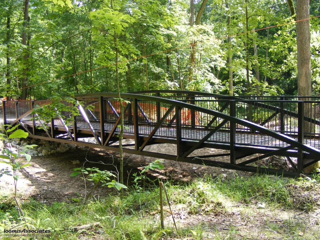 Busch Greenway Bridge