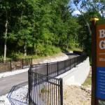 Busch Greenway Signage