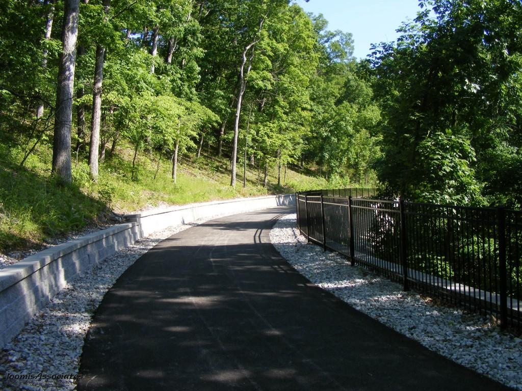 Busch Greenway Trail